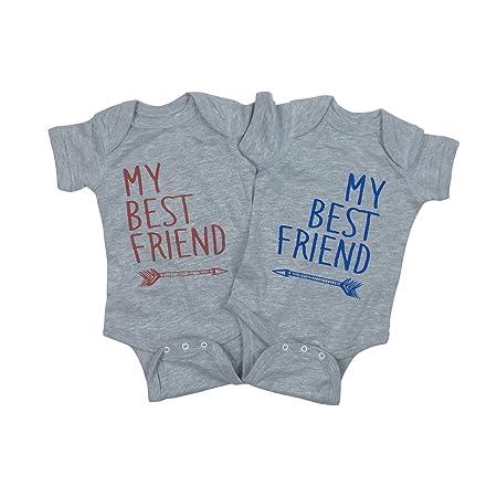 Boy Girl Twin Outfits -Twin Boy & Girl Baby Clothes -Boy & Girl Matching Shirts