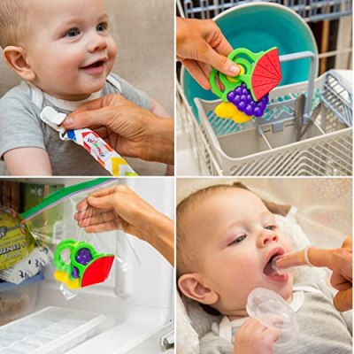 Baby Infant and Toddler Teething Toys Set