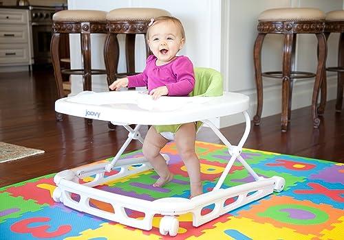 Joovy Spoon Walker, Charcoal,One Size - best baby push walker review