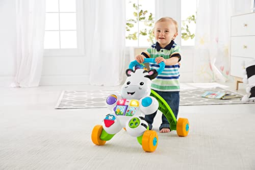 Fisher-Price Learn with Me Zebra Walker - Baby Push Walker review