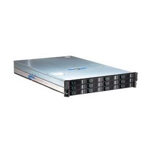 Intel San SSR212MC2BRNA 2U No RAID 12 850W Power Supply 3.5 SAS SATA Hard Drive