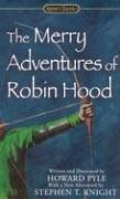 "Cover of ""The Merry Adventures of Robin H..."