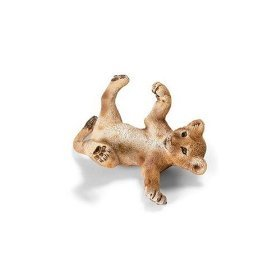 LION CUB LYING by Schleich