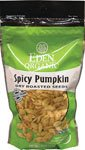 Eden Foods, Organic, Spicy Pumpkin Dry Roasted Seeds, 4 oz (113 g)