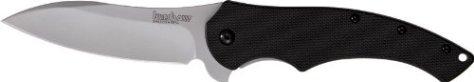 Kershaw Compound Folding Lock Back Knife