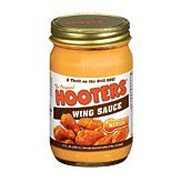 Hooters Wing Sauce Medium: The Original (12 oz.)