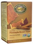 Nature S Path Organic Frosted Toaster Pastries Brown Sugar