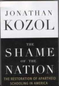 """Cover of """"The Shame of the Nation: The Re..."""