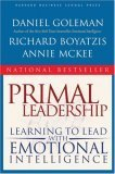 "Cover of ""Primal Leadership: Realizing th..."
