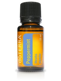 doTERRA Peppermint Essential Oil
