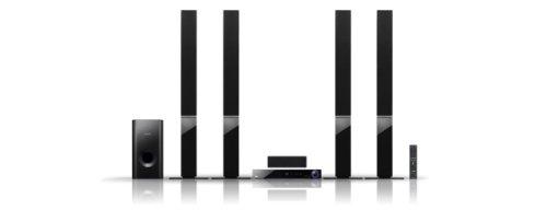 Pioneer BCS-414 5.1 Blu-ray Heimkinosystem (HDMI, DLNA, USB 2.0) schwarz