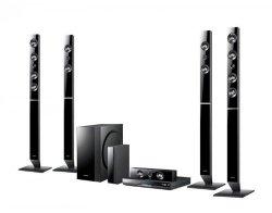 Samsung HT-D6750W 7.1 3D Blu-ray Heimkinosystem Perlschwarz