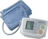 Digital Blood Pressure Monitor, Auto,Med&Lrg Cuff