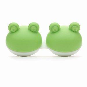 Froggy - Kontaktlinsen Behälter - Verschiedene Farben (4 Stück)