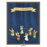 Mein Weihnachtsbuch. 33 Weihnachtslieder mit vollständigen Texten für Klavier zwei- und vierhändig