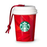 Starbucks Red Cup Christmas Ornament