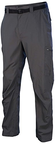 Columbia Men's Kestrel Ridge Cargo Pants-Dark Gray-34 X 32