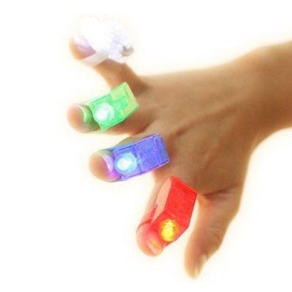 Laser Finger Beams