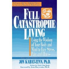 "Cover of ""Full Catastrophe Living"""