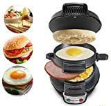 Breakfast Sandwich Maker Hamburger Muffin Kitchenaid Cooking Tools Home Appliances