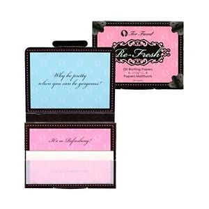 Too Faced Refresh Blotting Papers
