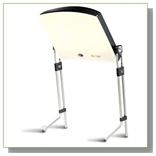 Day-Light Classic 10,000 LUX SAD (Seasonal Affective Disorder) Lamp (DL930)