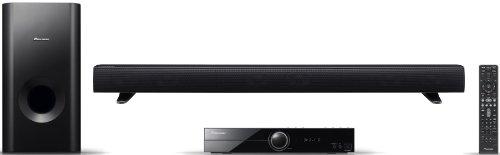 Pioneer DCS-SB314 2.1 DVD Heimkinosystem (HDMI, Upscaler 1080p, 165 Watt, SCART, Dolby Digital, DTS, USB 2.0)