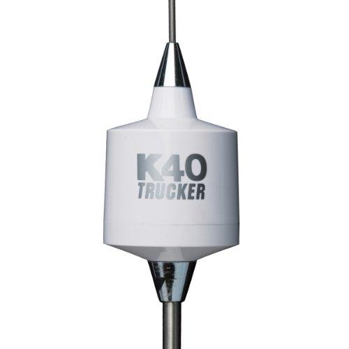 K40 TR 40WH 49 3500W Center Load Trucker CB Antenna