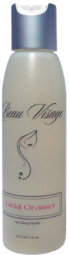 Top Rated Beau Visage Facial Cleanser. Aloe, Acai and Dr Recommended Alpha-hydroxy Citric Acid Anti-Aging Skin Carey