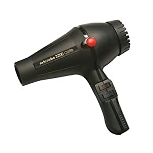 turbo power twin turbo 3200 hair dryer e a