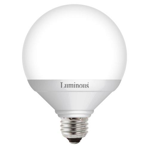 ルミナス LED電球 ボール球 口金E26 電球色 700lm 60W相当 LDG60L-G