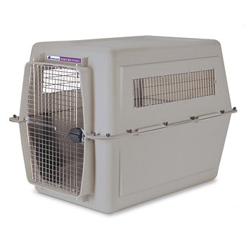 Petmate Vari Kennel, Giant, Bleached Linen