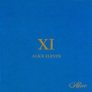 ALICE XI (通常盤)をAmazonでチェックする!