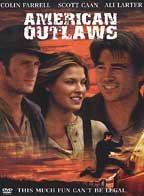 "Cover of ""American Outlaws"""