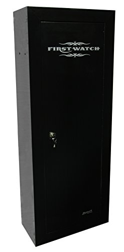 Homak 8 Gun First Watch Steel Security Cabinet