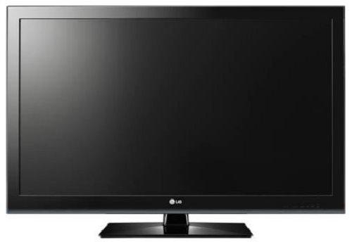 LG 32LK430 81 cm (32 Zoll) LCD-Fernseher, Energieeffizienzklasse C  (Full-HD, 50Hz MCI, DVB-T/-C, CI+) schwarz