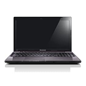 Lenovo Z570 10243WU 15.6-Inch Laptop (Grey Metal)