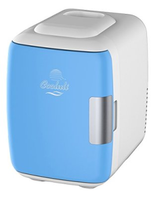 Cooluli-Mini-Fridge-Electric-Cooler-and-Warmer-4-Liter-6-Can-ACDC-Portable-Thermoelectric-System-w-USB-Power-Cord