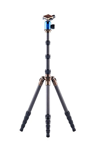 3 Legged Thing EVO3 Punks Rick Carbon Fiber Tripod System with AirHed Mohawk