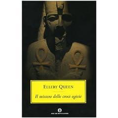 Il mistero delle croci egizie (copertina)