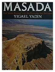 "Cover of ""The Story of Masada"""