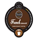 Tully's French Roast Coffee Keurig Vue Portion Pack, 32 Count