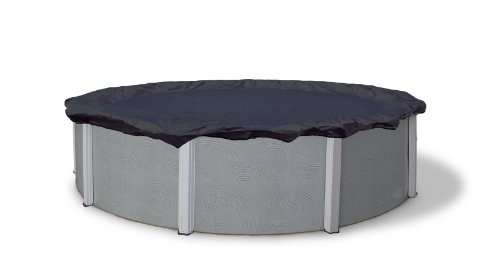 Dirt Defender 8-Year 24-Feet Round Above-Ground Winter Pool Cover