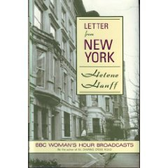 "Cover of ""Letter from New York: BBC Woman..."
