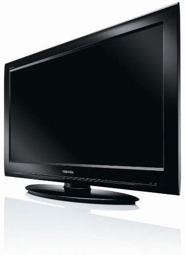 Toshiba 40LV833G 102 cm (40 Zoll) LCD-Backlight-Fernseher, Energieeffizienzklasse C (Full-HD, 50Hz, DVB-T/-C, CI+) schwarz