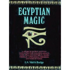 "Cover of ""Egyptian Magic"""