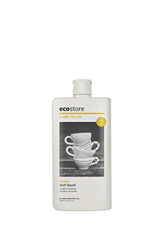 ecostore エコストア ディッシュウォッシュリキッド 【レモン】 500ml 食器洗い用 洗剤 318QN56 2BhGL