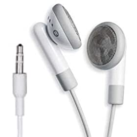 Stereo Earbud Headphone for Apple iPod