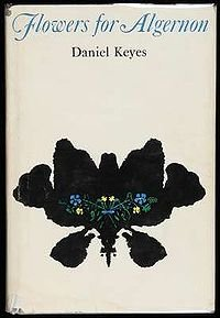 "Cover of ""Flowers for Algernon"""