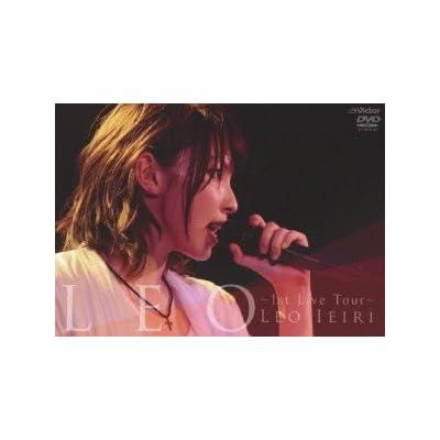 LEO ~1st Live Tour~(初回限定生産DVD)をAmazonでチェック★